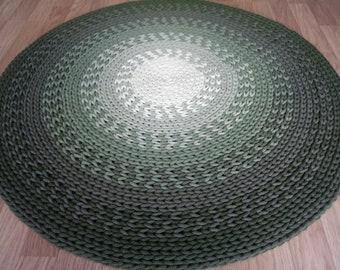 Round rug/Rug/Area Rugs/Handmade Rug/Carpet/Cotton Rug/Alfombra/Teppich/Tapis/ковер/tappeto/tæppe/mattateppe/地毯/カーペット