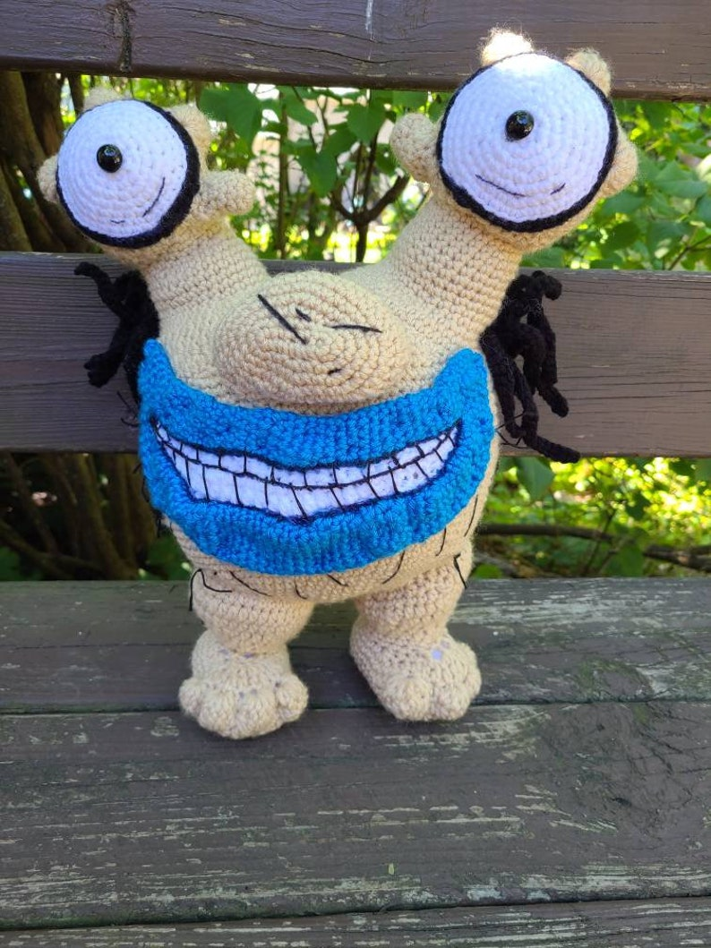 Crochet Krumm