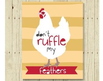 Magnete divertente, amante di pollo, pollo pollo pollo regali, signora di pollo, arte, magnete frigo carina, carina magneti, regali sotto i 10