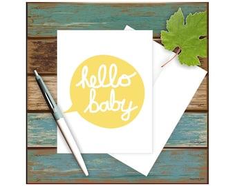 new baby congratulations note