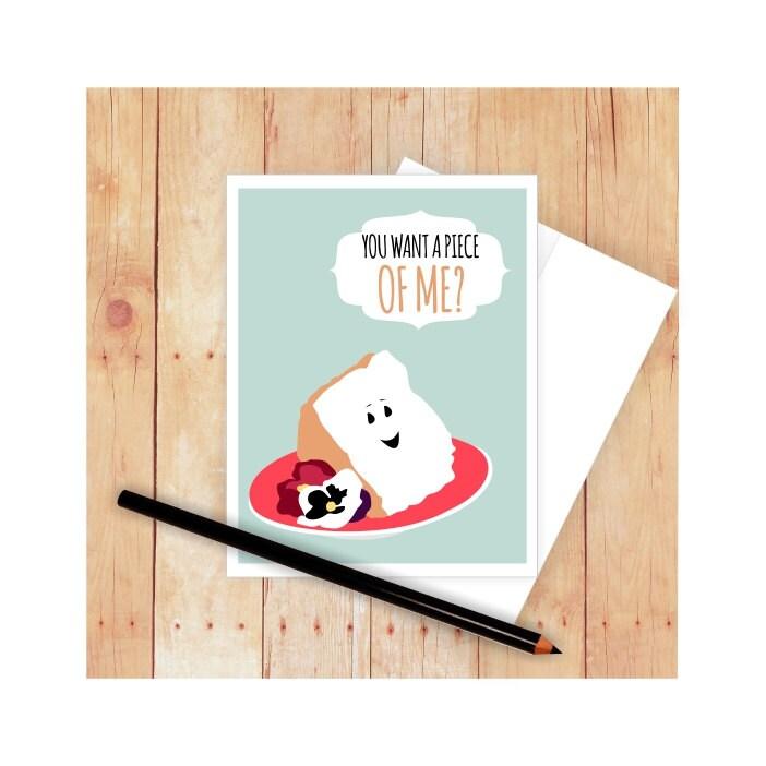Cute Birthday Card Funny Pun