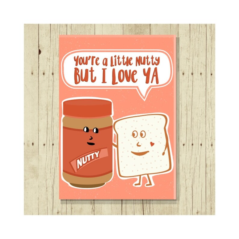 Food Puns, Peanut Butter Magnet, Food Magnets, Funny Fridge Magnets, Pun  Gifts, Funny Magnets, Foodie Gift, Funny Romance, Date Night Gift