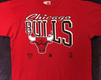 Vintage Men's Chicago Bulls T-Shirt 3X XXXL