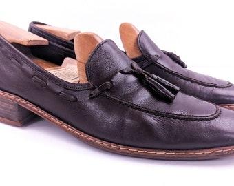 c381e22b4e444 Bally tassel loafer   Etsy