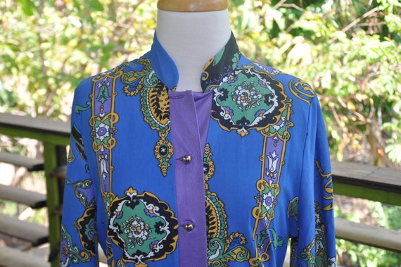 Classic 70's Shirtdress