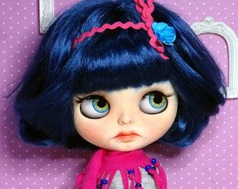 Blythe custom, custom blythe doll, custom blythe, blythe custom doll, blythe doll, ooak blythe, ooak blythe doll, ooak custom blythe