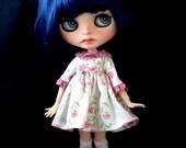 Blythe dress, blythe flor...