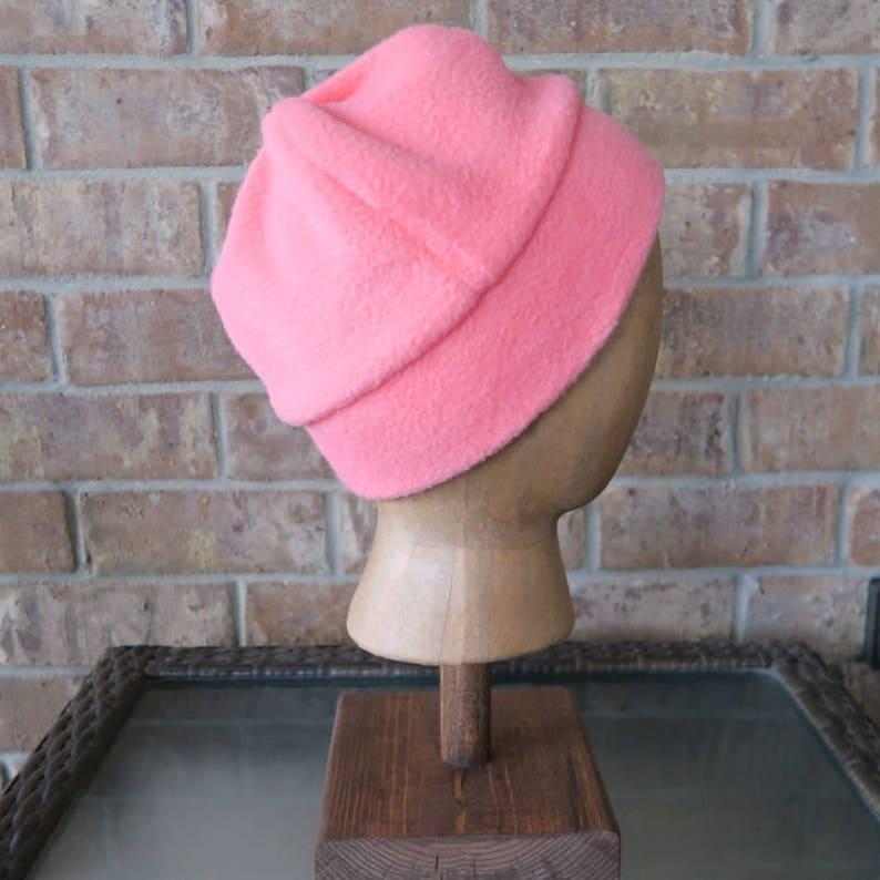9d78947c397 Banded Fleece Winter Hat Kids Fleece Hat Fleece Cap Winter