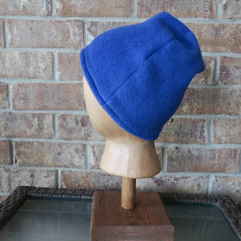 14a2db97f02 Boys Slouchy Cap Fleece Winter Hat Childs Fleece Hat Boys