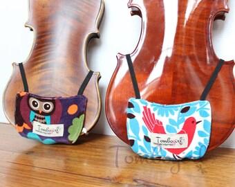 Violin Shoulder Rest & Chin Comforter for 1/4, 1/2, 3/4 and 4/4 - Australian made