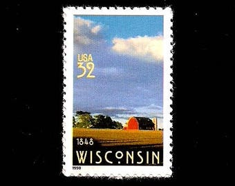 5 Wisconsin Free Shipping Pack Of