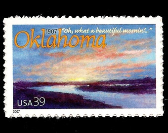 5 Oklahoma Free Shipping Pack Of