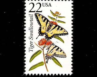 10 Butterfly Free Shipping Pack Of Vintage Unused