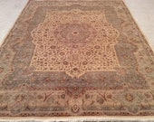 Super High Quality Hand Knotted Pak Persian rug, Tribal Life Tree Rug, New Persian Hand Woven Area Rug, Home decoration, Carpet, Rug, A-30
