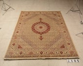 Super High Quality Hand Knotted Pak Persian rug, Tribal Life Tree Rug, New Persian Hand Woven Area Rug, Home decoration, Rug, item 2185