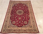Super High Quality Hand Knotted Pak Persian rug, Tribal Life Tree Rug, New Persian Hand Woven Area Rug, Home decoration, Carpet, Rug, A14