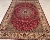 Super High Quality Hand Knotted Pak Persian rug, Tribal Life Tree Rug, New Persian Hand Woven Area Rug, Home decoration, Carpet, Rug, A34
