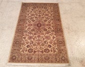 Super High Quality Hand Knotted Pak Persian rug, Tribal Life Tree Rug, New Persian Hand Woven Area Rug, Home decoration, Carpet, Rug, No. 17