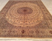 Super High Quality Hand Knotted Pak Persian rug, Tribal Life Tree Rug, New Persian Hand Woven Area Rug, Home decoration, Carpet, Rug, No. 1