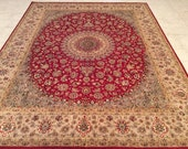 Super High Quality Hand Knotted Pak Persian rug, Tribal Life Tree Rug, New Persian Hand Woven Area Rug, Home decoration, Carpet, Rug, No. 5