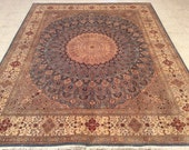 Super High Quality Hand Knotted Pak Persian rug, Tribal Life Tree Rug, New Persian Hand Woven Area Rug, Home decoration, Carpet, Rug, A9