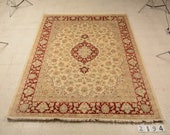 Super High Quality Hand Knotted Pak Persian rug, Tribal Life Tree Rug, New Persian Hand Woven Area Rug, Home decoration, Rug, item 21944