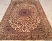Super High Quality Hand Knotted Pak Persian rug, Tribal Life Tree Rug, New Persian Hand Woven Area Rug, Home decoration, Carpet, Rug, A38