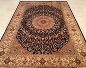 Super High Quality Hand Knotted Pak Persian rug, Tribal Life Tree Rug, New Persian Hand Woven Area Rug, Home decoration, Carpet, Rug, A37