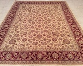 Super High Quality Hand Knotted Pak Persian rug, Tribal Life Tree Rug, New Persian Hand Woven Area Rug, Home decoration, Carpet, Rug, A8