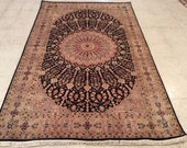 Super High Quality Hand Knotted Pak Persian rug, Tribal Life Tree Rug, New Persian Hand Woven Area Rug, Home decoration, Carpet, Rug, No. 12