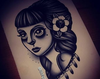 Elastic Heart Limited High Quality Print Run Of Dinky Ink Etsy