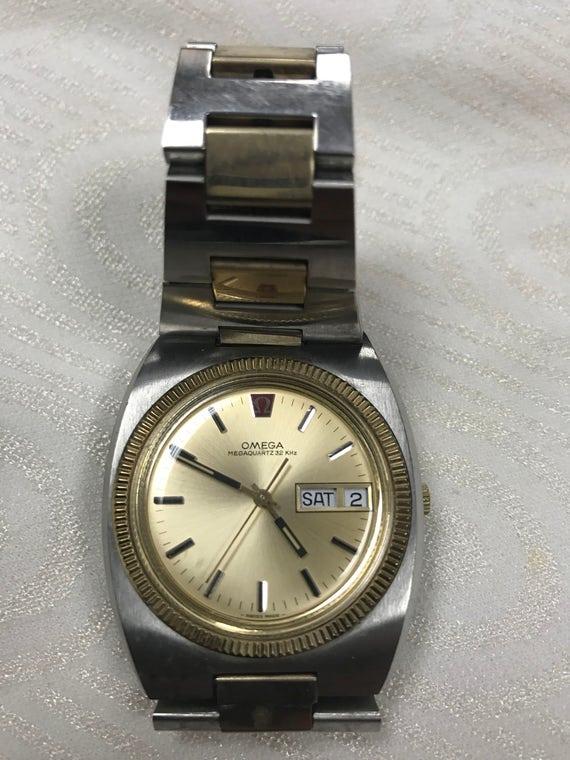 c441 Vintage Late 70's or 1980's Omega Quartz Gene