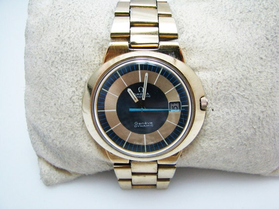 c717 Vintage Late 60's or 1970's Omega Automatic G