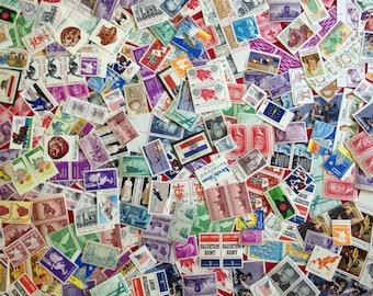 50 DOLLARS Face Value US Mint Stamps Lot Discount Vintage Postage