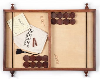 Pucket - the world's no. 1 elasticated table game