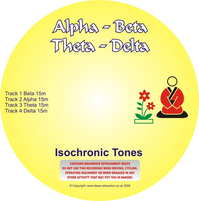 Alpha - Beta - Theta - Delta mp3 With Binaural Beats or Isochronic Tones -  Instant download Brainwaave Entrainment files that work!