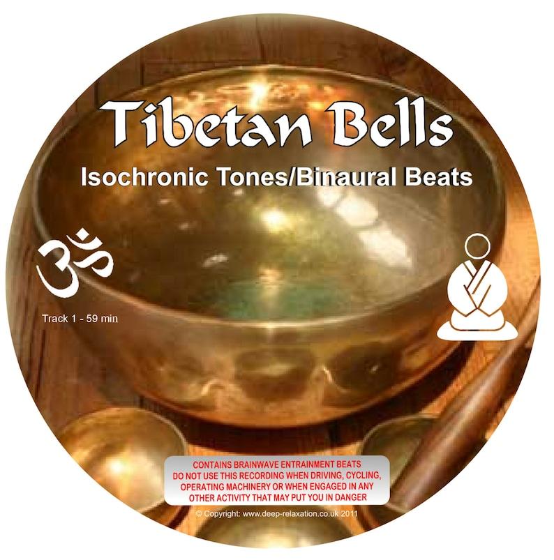Tibetan Bells - Isochronic Tone mp3 De-Stress - Relaxation - Meditation -  Tibetan Singing Bowls with Brainwave Entrainment - this Works!