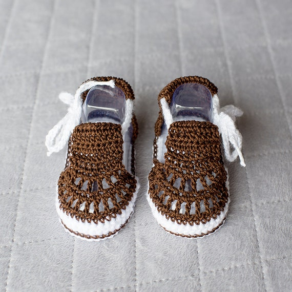 Jungen Sandalen häkeln Baby Boy Sandalen Babyschuhe | Etsy