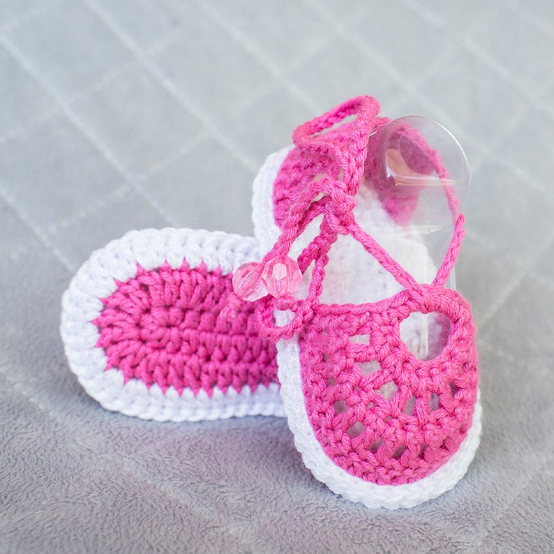 2291f0bffaaba Crochet Sandals, Crochet Baby Girl Sandals, Crochet Baby Girl Booties,  Crochet Baby Shoes, Summer Shoes, Spring Shoes, Espadrille sandals