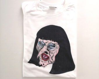 Grand High Witch T-shirt / Anjelica Huston / The Witches / Halloween / Goth / Gothic / Horror / Gift / Witch / Witchy /  Witchcraft