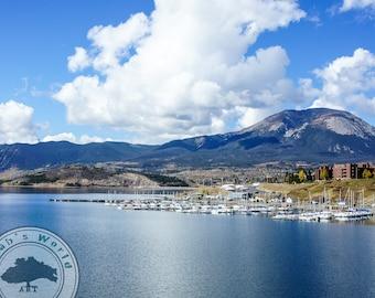 Landscape Photography | Colorado Docks | Digital Download