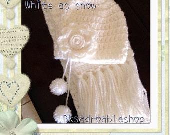 White as snow set