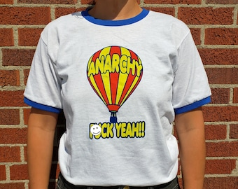 T-Shirt - Anarchy F*ck Yeah!!