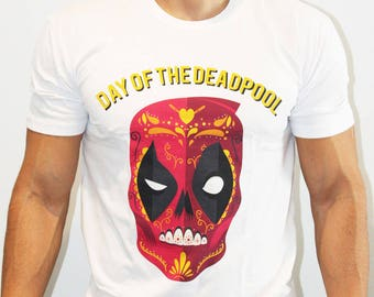 Day of The Deadpool T-Shirt
