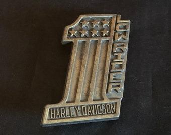 2bc4f16fe2d Boucle de ceinture Harley Davidson  1 Low Rider