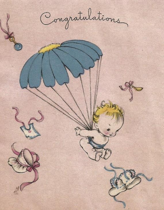 image 0 - Baby Congrats Card