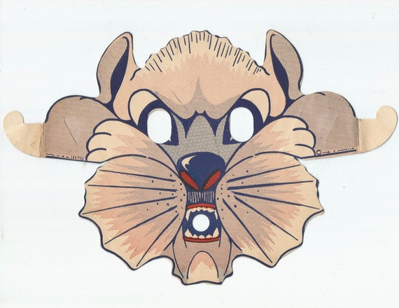 wolf cut out printable - Falco ifreezer co