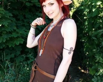 Custom Handmade Faun Satyr Saga Cosplay Elf Ears