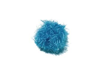 Ice Pop Sparkle Ball Catnip-Free Cat Toy