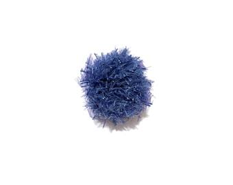 Grape Sparkle Ball Catnip-Free Cat Toy